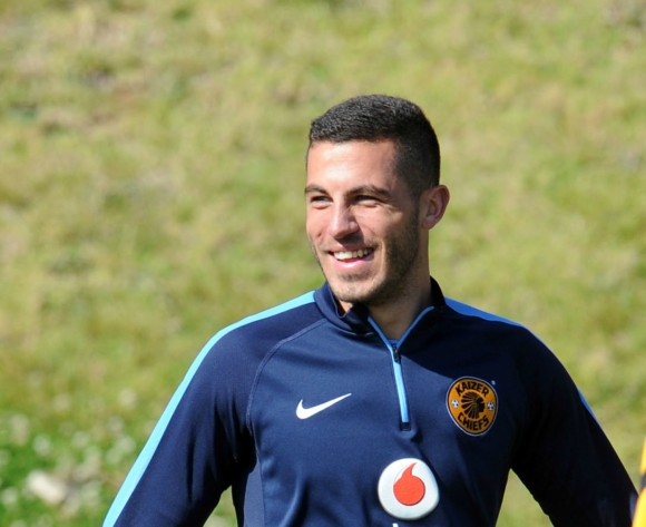 Chiefs star Cardoso relishes pre-season preparations