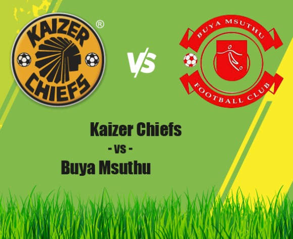 Kaizer Chiefs, and Buya Msuthu lock horns in first Maize Cup semifinal